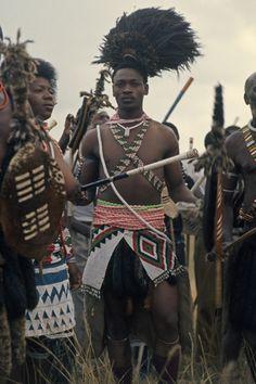 Zulu Wedding.