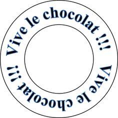 étq VIVE LE CHOCOLAT
