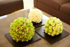 What a great centerpiece for any table. Unique and beautiful. L'Olivier Floral Atelier