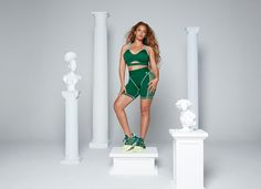 IVY PARK | A new activewear brand co-founded by Beyoncé
