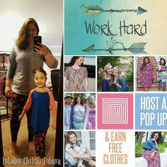 Matching leggings  Strong coffee Determination  I am looking for my next hostess either online or in-home. Who wants to earn FREE clothes while having fun with friends and family??  #lularoepopup #lularoeaddict #llr #teacherfriends #cubiclework #comfyattire #siouxfallsmom #downtownsiouxfalls #mommyandme #fashionista #stylemepretty #momlife #workhardplayharder #smallbusiness #boutique