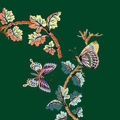 "WONDERGARDEN en Instagram: ""Butterfly branch #sneakpeek #workinprogress #botanicalillustration #doitfortheprocess"" Butterfly Watercolor, Plant Leaves, Plants, Painting, Instagram, Art, Craft Art, Painting Art, Kunst"