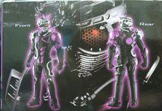 Kamen Rider Drive DXF
