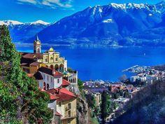 Lago de Garda - Limone sul Garda