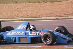 1988 Ligier JS31 - Judd (Stefan Johansson)