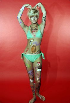 treadmill-to-oblivion Goldie Hawn.