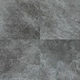 Found it at Wayfair - Continental Slate 12'' x 12'' Porcelain Field Tile in English Grey