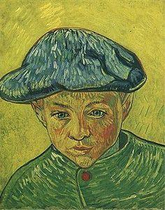 Paintings of Children (Van Gogh)