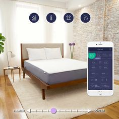 So what could go wrong about an app and mattress that's connected to the internet? Nothing, right?