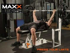 MAXX BENCH: First Ever Gravity Release Bench Press - http://adjustabledumbbellstoday.com/maxx-bench-first-ever-gravity-release-bench-press/