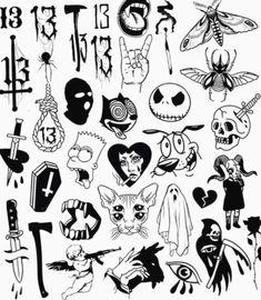 Marquesan tattoos cute tattoo flash, moth tattoo flash, kewpie t… – Yenirus Tattoo Design Drawings, Tattoo Sketches, Art Drawings, Design Tattoos, Art Sketches, Tattoo Designs, Kritzelei Tattoo, Doodle Tattoo, Spider Tattoo
