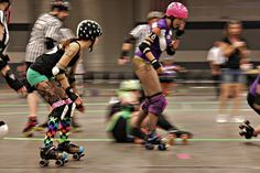 If you're great on rollerskates, or getting into fights with other chicks, then roller derby is the place for you! Here are badass names for you and your roller derby crew. Roller Derby, Best Roller Skates, Roller Rink, Roller Skating, Derby Names, Pregnancy Guide, Food Club, Netball, Freestyle