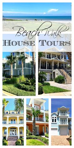 Beach House tour in Palm Coast Florida from Dukemanorfarm.com