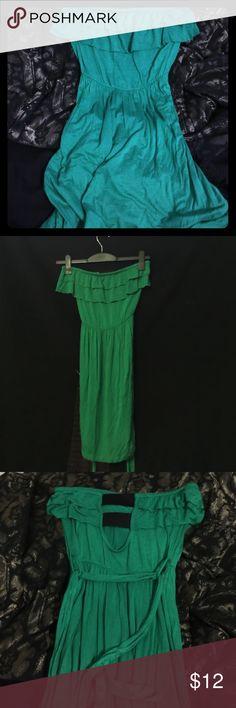 Strapless summer dress Very comfortable dress Dresses Mini