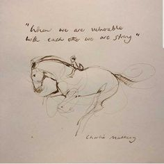 The inspiring world of Charlie Mackesy - Zentangle Doodle Drawing Lineart Zeichnen Skizzieren Sketch Concept Art Digital Painting - Tattoo Doodle Drawing, Boy Drawing, Charlie Mackesy, The Mole, Horse Shirt, Horse Quotes, Horse Love, Art Plastique, Beautiful Words