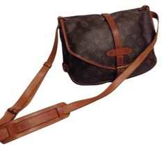 Louis Vuitton Saumur 30 Messenger Saddle Brown Cross Body Bag. Get the trendiest Cross Body Bag of the season! The Louis Vuitton Saumur 30 Messenger Saddle Brown Cross Body Bag is a top 10 member favorite on Tradesy. Save on yours before they are sold out!