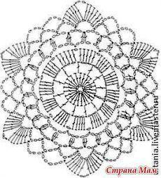 Занимательная геометрия для тех, кто вяжет крючком - Все в ажуре... (вязание крючком) - Страна Мам