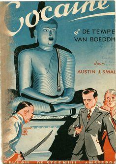 Cocaine  of de Tempel Van Boeddha by Austin J. Small