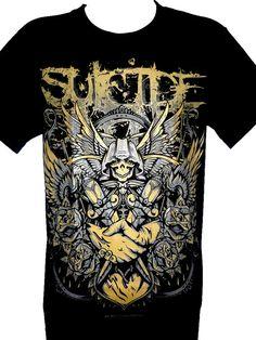 Suicide Silence RIP Mitch Lucker Rock Band Music par BestRockShirts, $14.90