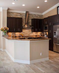Amazing Basement Kitchen Ideas Decor