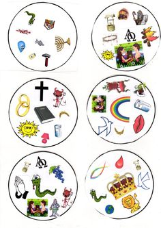 Dobble of the Bible - Sunday School David Et Goliath, Sunday School Crafts, Scripture Study, Bible Crafts, Bible Stories, Bible Lessons, Board Games, Kids Rugs, Games