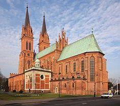 Katedra we Włocławku konstanty wojciechowski