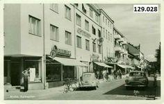 Arv, Kyrkogatan brukt 1953