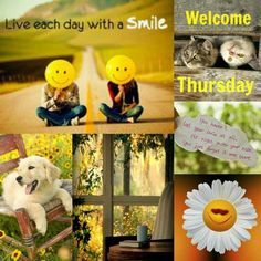 Welcome Thursday