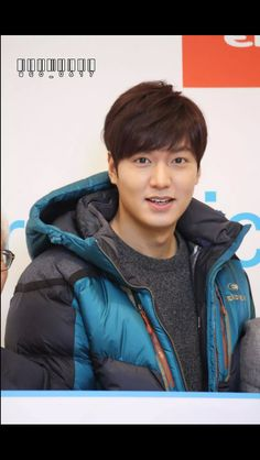 Lee Min Ho at an Eider-Unicef event in Seoul 10/23/14 Part 2/7