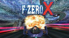 MURDER!! | F-Zero X | Part 3