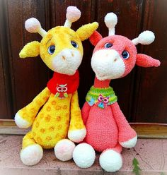 Cozy Fox, handmade | амигуруми | описания | МК | VK