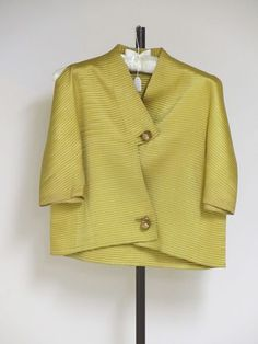 Evening jacket   Jeanne Lanvin   V&A Search the Collections