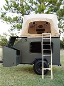 48 Ideas Camping Trailer Build Accessories For 2019 Jeep Camping Trailer, Off Road Camper Trailer, Trailer Tent, Trailer Plans, Trailer Build, Bus Camper, Camper Trailers, Travel Trailers, Adventure Trailers