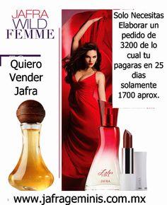 jafra negocio independiente: Fragancias Femeninas