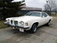 1973 pontiac grand prix | Classic 1973 Pontiac Grand Prix 2-Door Coupe for sale in St. Charles ...