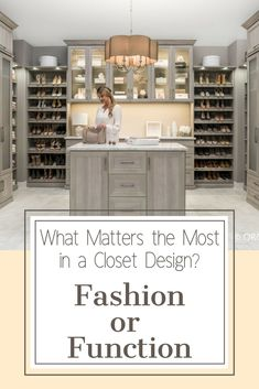 What matters most in a closet design – fashion or function? – [pin_pinter_full_name] What matters most in a closet design – fashion or function? Is Fashion or Function most important to your … Organizing Walk In Closet, Closet Organization, Organization Ideas, Cool Shelves, Shelving, Innovation, Glass Floor, Timber Flooring, Wet Rooms