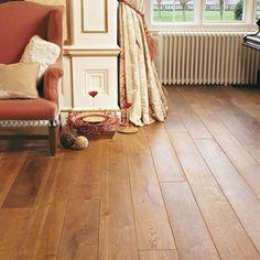 wood flooring - Fumed Oak