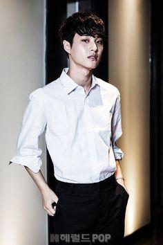 "Just want to say that i'm agree with someone who said ""jintaku more like cintaku"" Jinseok is really handsome    note : Jintaku is Jinseok nickname (Jinseok+otaku) because he likes japan/ anime so much and Cintaku is Indonesian world means ""my love""  #Boys24 #Jinseok"