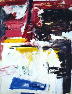 Abstract Expressionism Mary Abbott