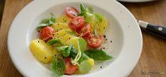 Simplă salată de cartofi — Adi Hădean Mole, Caprese Salad, Protein, Chicken, Breakfast, Kitchen, Inspiration, Morning Coffee, Biblical Inspiration