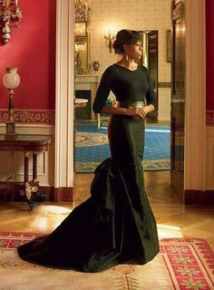 Ladies and gentlemen:  The First Lady of the United States of America