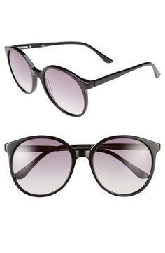 Kleidung & Accessoires Damen-accessoires Guess By Marciano Sonnenbrille Damen Schwarz Hell Und Durchscheinend Im Aussehen