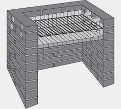 Hágalo Usted Mismo - ¿Cómo construir un quincho de ladrillos?                                                                                                                                                                                 Más