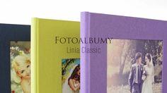 Fotoalbumy - Linia Classic