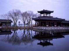 Taihu - Wuxi, Jiangsu, China