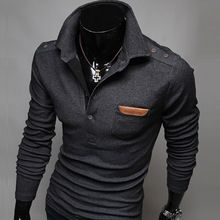 Brand 2016 Knitted Pullover Mens Lapel Fashion Sweaters Male Paste Paper Polo Shirt Winter Men Sweater XXL     Tag a friend who would love this!     FREE Shipping Worldwide     #Style #Fashion #Clothing    Get it here ---> http://www.alifashionmarket.com/products/brand-2016-knitted-pullover-mens-lapel-fashion-sweaters-male-paste-paper-polo-shirt-winter-men-sweater-xxl/