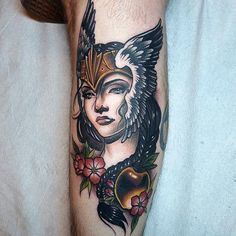 cd03d1a74c680 79 Best Valkyrie Tattoo images in 2018 | Valkyrie tattoo, Norse ...