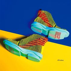 From Prodeez Product Design: Stripped Colorful Shoes by Chengxu Tian. #product #shoes #colors #strips #creative #design #ideas #designer #chengxutian #fashion #productdesign #instadesign #industrialdesign #prodeez #architecture #style #art #instagood