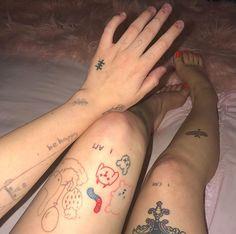 Ideas tattoo neck men devil for 2019 Mini Tattoos, Trendy Tattoos, Body Art Tattoos, New Tattoos, Small Tattoos, Sleeve Tattoos, Cool Tattoos, Tattoo Neck, Tatoos