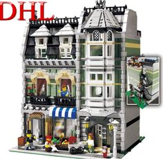 Led Light Up Kit For Lego And Lepin Creator Expert Parisian Restaurant Building Compatible With 10243 And 15010 Delicious In Taste Lights & Lighting